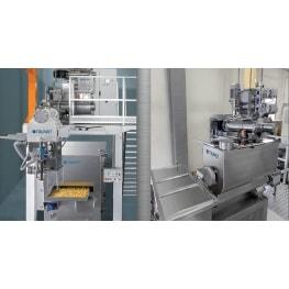 Pasta Extruder MAC 400 - 700 - 1000 ITALPAST