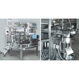 Extruder for lab tests MAC 100 P ITALPAST