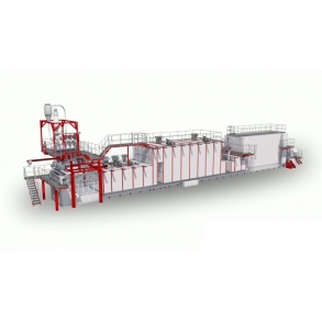 L.P.L. Multi-Tier Long-Cut Pasta Line 4000 kg/hour AXOR OCRIM