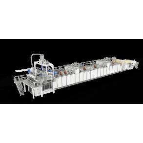 L.P.L. Monotier Long-Cut Pasta Line 1500 kg/hour AXOR OCRIM