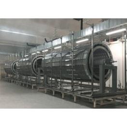 Rotaxor Dryer Pellet/Snack Line AXOR OCRIM
