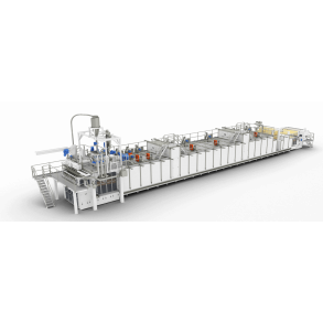 Gluten-free long-cut pasta line from 1000 kg/hour AXOR OCRIM
