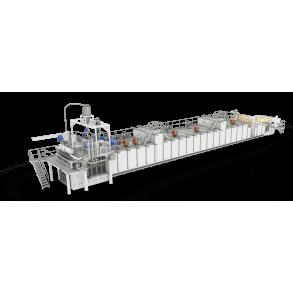 Gluten Free Long-Cut Pasta Line 1500 kg/hour AXOR OCRIM