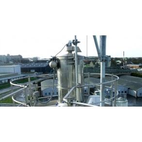 Filters for silo CEPI