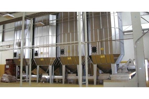 Macro Storage SILBOX for flour, sugar pasta CEPI