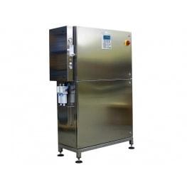 1.000 to 3.000 lit/h water treatment ozone generator IDROINOX