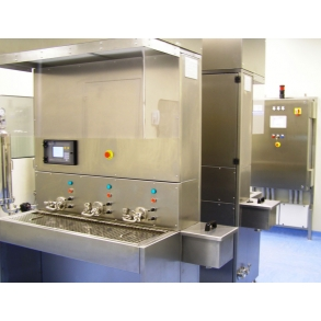 Manual filler for small sterile production IDROINOX