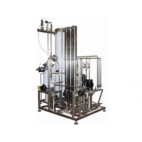 400kg/h Clean Steam Generator IDROINOX