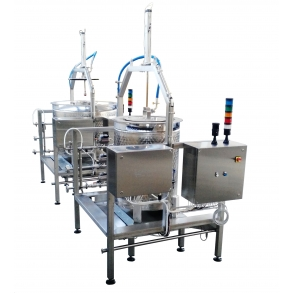 Cleaning Group for 530lt & 1.000lt Tanks IDROINOX
