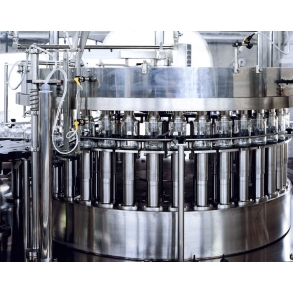 Automatic rotary (semi-)telescopic fillers for vegetables Zilli & Bellini