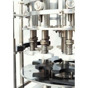 12000 cph rotary tampers VA Zilli & Bellini