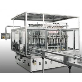 Ротационные поршневые дозаторы с вертикальными клапанами Zill & Bellini
