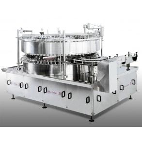 12000 cph rotary vacuum fillers RA Zilli & Bellini