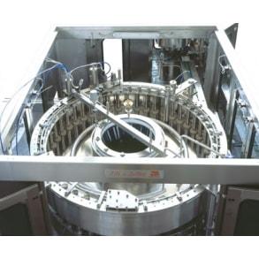 44000 cph rotary vacuum fillers RD/RD-E Zilli & Bellini