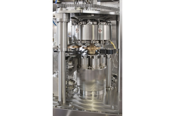 Seamers for food products 4M Zilli & Bellini