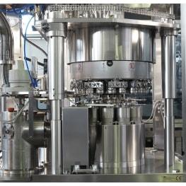 Автоматические закаточные машины для напитков Zill & Bellini