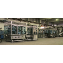 Установки для наполнения и закатки алюминиевых и лужёных жестяных банок Zill & Bellini