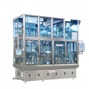 Monoblocks for filling juice and sauces Zill & Bellini