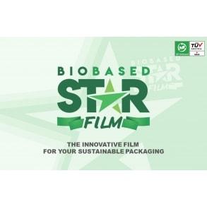 Stretch film BIOBASED STAR FILM Fabbri Group
