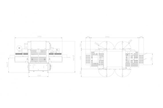 Xpeed 1, чертежи - Gruppo Fabbri