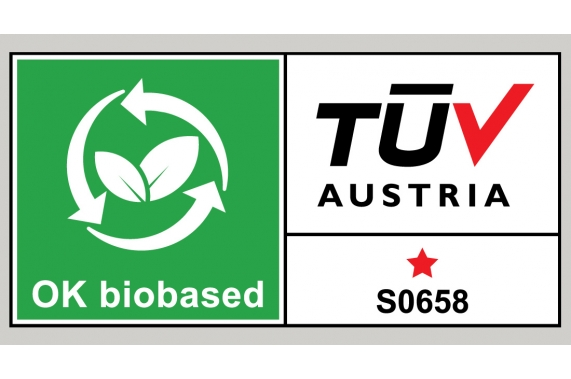 BIOBASED STAR FILM certified OK-BIOBASED