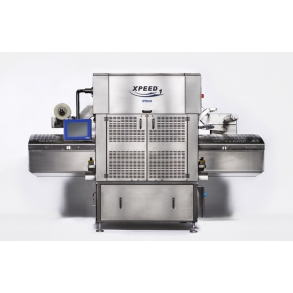 The compact tray sealer XPEED 1 Fabbri Group