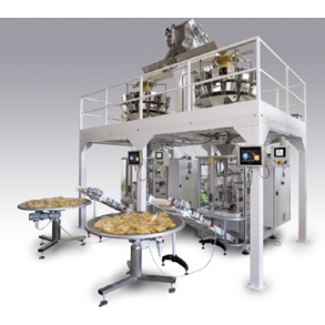 Vertical form-fill-seal packaging machines C95E-2 CAMPAGNOLO