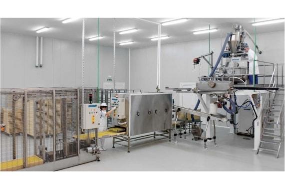 Vacuum pasta extruder MAC320 VRL ITALPAST