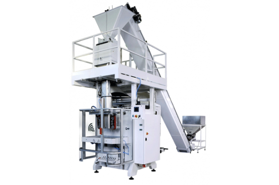Vertical form-fill-seal packaging machines TITAN 25 CAMPAGNOLO