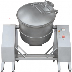 Fine Foods Mixing Machine FM 400 STL VAKONA