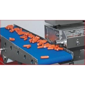 Hanging sausages line BAS 02/SA + sausages separator WS420 FREY