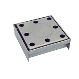 Квадратный сифон для сточных вод 527 UNI-TECH