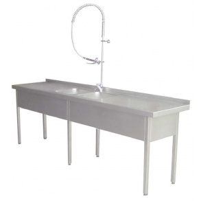 Tables with sinks 463 UNI-TECH