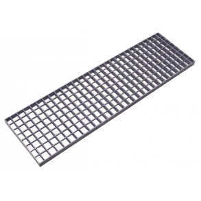 Span grating stainless steel UNI-TECH