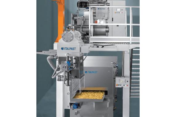 Pasta Extruder MAC 400 ITALPAST