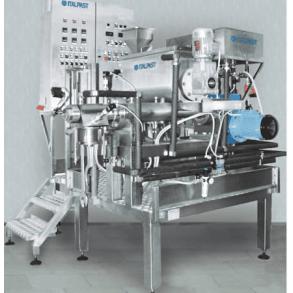 Pasta extruder for laboratory tests MAC-100 P ITALPAST