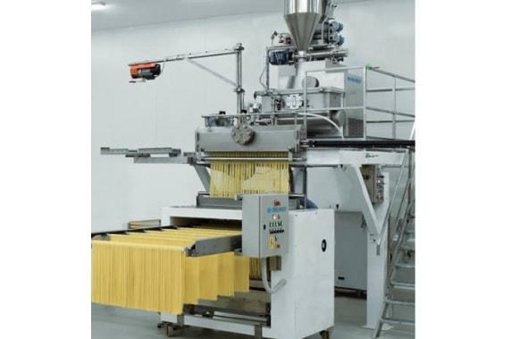Spaghetti production unit TR1200 ITALPAST
