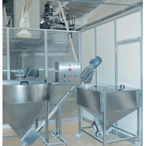 Flour feeding device AL 250 ITALPAST