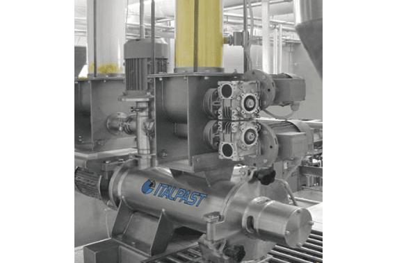 Centrifuge pre-mixer T1000 ITALPAST