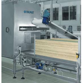 Loom-feeding machine MT for pasta production ITALPAST