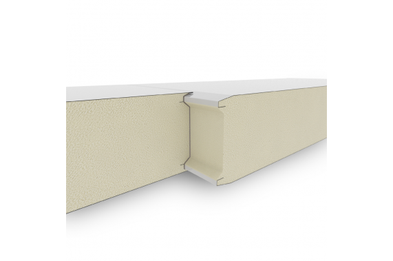 Sandwich panels with tongue-and-groove junction continuous line shaper GS112-BS2 INCOLD
