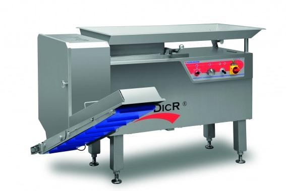 Dicer DicR capacity 126 FOODLOGISTIK