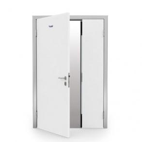 Hinged borderless doors INCOLD