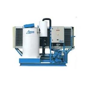 8000 kg scale ice machine Ziegra