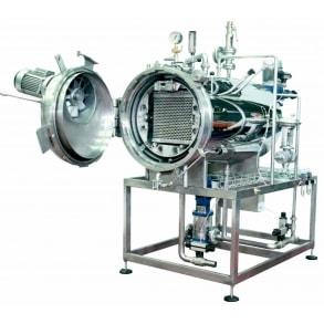 Retort for laboratories AUTOLAB OP Panini