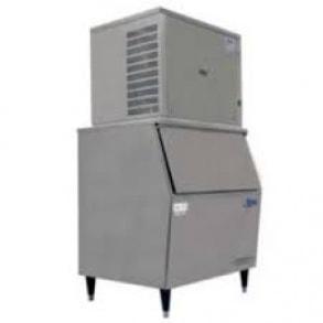 250 кг в сутки генератора гранулированного льда с наклонным  накопителем 130 кг Ziegra