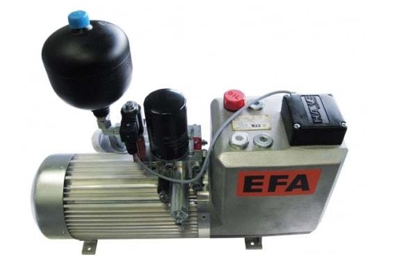 Hydraulic hog head cutter EFA Z 27 S