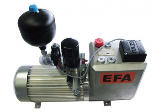 Hydraulic cutter for fore- and hind-legs EFA Z 14