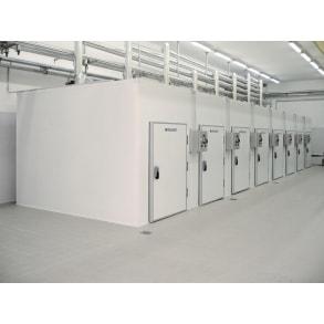 Static dryers EAC 240L ITALPAST