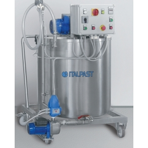 Tank for liquid TKD 150